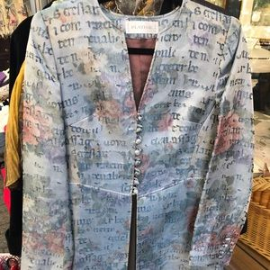Platine blazer made in France